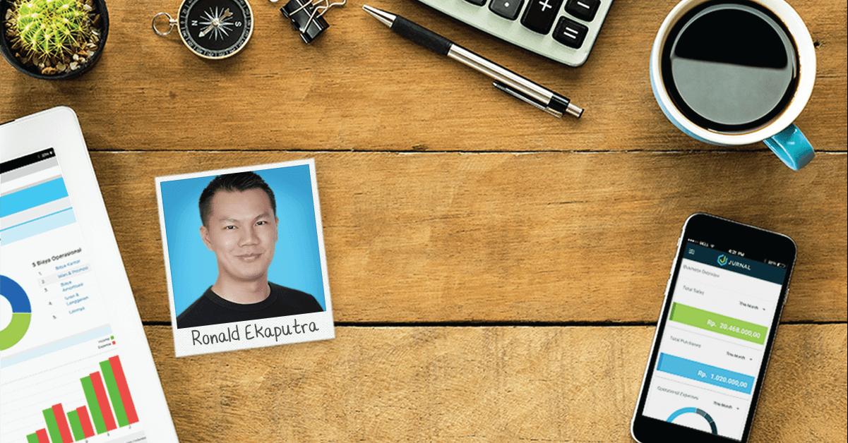 Jurnal blog ronald ekaputra  idealife fokus mengembangkan bisnis dengan memberikan inovasi produk 01  2