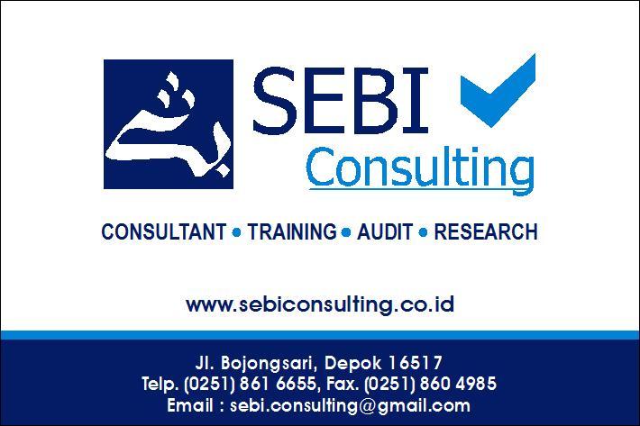 PT. Sebi Consulting